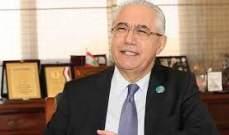 حوري : لا خيار امام الحكومة سوى النجاح في معالجة ملف النفايات