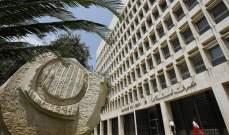 """تقرير: """"مصرف لبنان"""" يستغرب توقيت صدور تقرير وكالة """"موديز"""""""