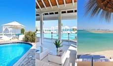 بالصور: جزيرة لبنان في دبي للبيع بـ80 مليون درهم
