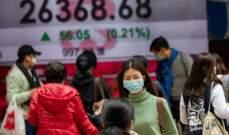 الأسهم الصينية ترتفع في نهاية الجلسة مع مكاسب القطاع المالي
