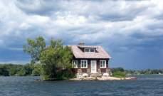 بالصّور.. أصغر جزيرة مأهولة في العالم