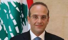خوري: الرئيس عون سيطلق مبادرة لتمويل البلدان العربية التي شهدت نزاعات مسحلة