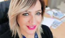 كريستين حداد: يجب أن تكون المرأة سيدة نفسها وقراراتها مع الحفاظ على إنسانيتها وأنوثتها