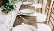 غادرت حفل زفاف صديقتها بسبب قائمة الطعام الغريبة!