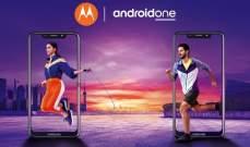 """موتورولا تزيح الستار عن الهاتفين """"Motorola One"""" و""""Motorola One Power"""""""