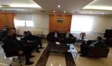 نجّار تبلّغ من سفير ألمانيا إنتهاء توضيب المواد الكيميائية في مرفأ بيروت