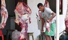 وزارة الزراعة البرازيلية: هبوط أسعار اللحوم بسبب كورونا