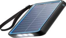 """""""PowerCore Solar 10000""""أول """"باور بانك"""" بالطاقة الشمسية من """"أنكر"""""""