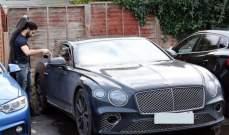 هذا سعر سيارة محمد صلاح!