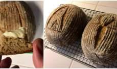 رغيف خبز من خميرة فرعونية عمرها 4500 عام