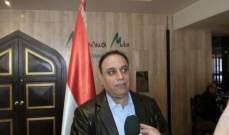 وزير التجارة الداخلية السوري: سعر الصرف سيستقر قريباً