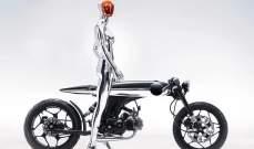 """""""EVE LUX"""" دراجة مستقبلية جديدة من """"bandit9"""""""