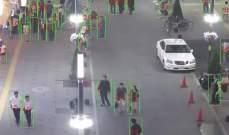 الصين تطور نظام مراقبة ذكي يتعرف على المجرمين