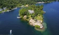 جزيرة خاصة للبيع في نيويورك بـ...!