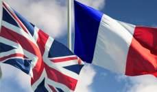 بريطانيا وفرنسا توقعان إتفاقية للحد من عبور المهاجرين