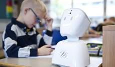 """""""AV1"""" روبوت يدمج الأطفال المصابين بأمراض مزمنة بالفصول الدراسية"""