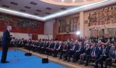 تركيا تهدف لرفع التبادل التجاري مع صربيا إلى 5 مليارات دولار