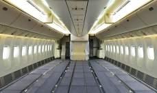 """""""طيران الإمارات"""" تزيل مقاعد الدرجة السياحية لتوفير سعة شحن إضافية"""