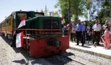 مصدر: سوريا بصدد العودة لقطار دمشق بغداد طهران وصولا الى الصين