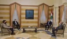شماس يلتقي وزير الداخلية: نقلنا الغضب التجاري وندعو للنظر بقرار الإقفال