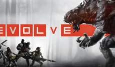 """إغلاق خوادم لعبة """"Evolve"""" رسميا في3 أيلول المقبل"""