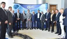 """جبق في زيارة لشركة """"بنتا"""" للصناعات الدوائية: يكفينا فخرأً في لبنان أنّ ثمة ثقة عالميّة بالجودة في هذا القطاع"""