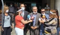 """مليون كمامة لوزارة الصحة من """"سانيتا"""" ستوزع على المناطق اللبنانية كافة"""
