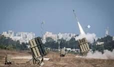 """تقرير: 80 ألف دولار تكلفة الصاروخ الفلسطيني الواحد على """"إسرائيل"""""""