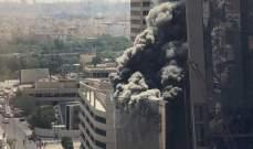 """""""بنك الكويت الوطني"""": تمت السيطرة على الحريق الجزئي الذي اندلع صباحاً"""