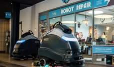 روبوتاتذاتية التحكم لتعقيم المطارات والمنشآت