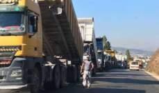 نقابة مالكي الشاحنات العمومية في مرفأ بيروت: لتعديل دوام السبت ورفض العمل يوم الاحد