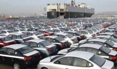 مصر تستورد سيارات بنحو 115.5 مليون دولار عبر ميناء الإسكندرية