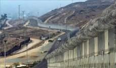 حاكم تكساس يسعى لإستئناف بناء الجدار الحدودي مع المكسيك