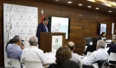 """سقلاوي خلال لقاء الملاك العالي في """"الريجي"""": خطتنا السنوية ستُبنى على أسس علمية تراعي الوضع الاقتصادي المستجدّ"""