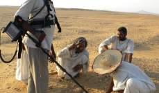 أرحام الإبل لتهريب ذهب السودان الى تجار مصريين في الشمال