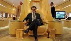 ثروة الوليد بن طلال تهبط لأقل مستوى منذ 2012!