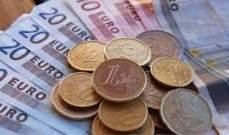 اليورو يتجاوز 1.22 دولار لأول مرة منذ  نيسان 2018