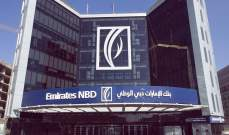 """""""بنك الإمارات دبي الوطني"""": ارتفاع الديون بنحو951.8 مليون درهم خلال الربع الثاني"""