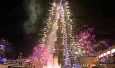 دبي: 1.8 مليون مستخدم لوسائل النقل في احتفالات رأس السنة