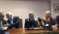أبو فاعور: وزارة الصناعةلم تحظ بالدعم الكافي في ظل الحكومات المتعاقبة