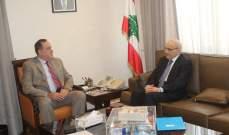 حب اللهخلال لقائه بنصري خوري: نتمنّىعلى الدولة السورية تخفيض رسوم الترانزيت على اللبنانيين