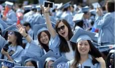 التأشيرات الأميركية للطلاب الصينيين تتراجع 99%