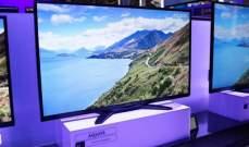 """""""شارب"""" تبدأ في بيع أول تلفاز في العالم بدقة """"8K"""""""