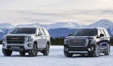 """""""GMC"""" تكشف عن نموذجها الجديد من سيارات """"Yukon"""""""
