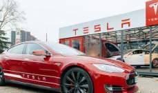 """""""تسلا"""" تبدأ تسليم سيارة """"موديل واي"""" المصنعة في الصين"""
