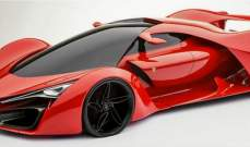 """""""فيراري"""" تطلق """"Pininfarina""""..أسرع سيارة كهربائية في العالم"""