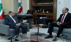 حسن: الإجراءات التي نقوم بها اليوم مع الطائرة الإيرانية والايطالية تضمن عدم إنتشار الفيروس في حال وجوده