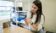 """طالبة سورية تخترع الجهاز الذكي""""فينتوس""""لتوليد الطاقة المتجددة"""
