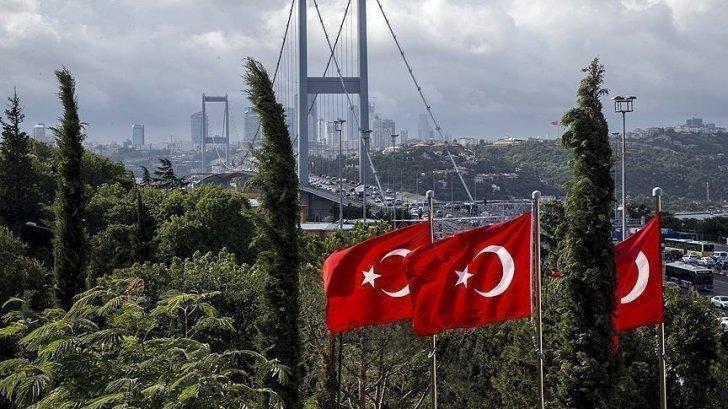 الناتج المحلي الإجمالي لتركيا نما بنسبة 21.7 بالمئة على أساس سنوي