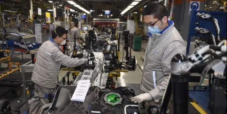مبيعات السيارات في الصين ترتفع في تشرين الأول للشهر السابع على التوالي